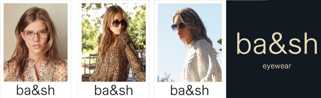 Ba&sh eyewear, collection féminine de lunettes optiques et solaires, au coeur de la presqu'ile et du centre de Lyon.  Venez les découvrir chez optique Terreaux.